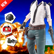 Photo editor Master For PUBG: Stickers Collection