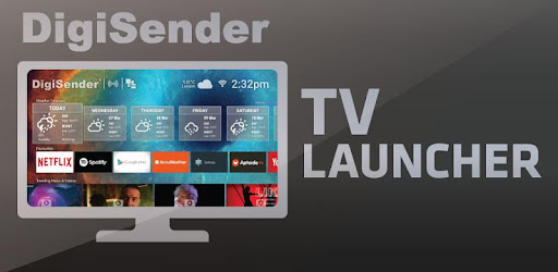 DigiSender - TV Box Launcher - Apps on Google Play