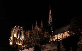 Photo: Boat tour of Paris - Notre Dame