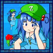 Nitori-chan dash [Eastern]