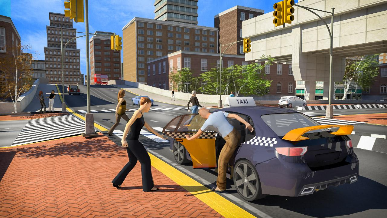 New Xbox One Racing Game : Taxi simulator game android apps on google play