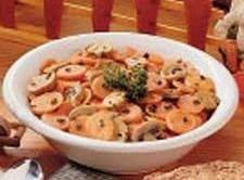 Carrot-mushroom Stir Fry Recipe