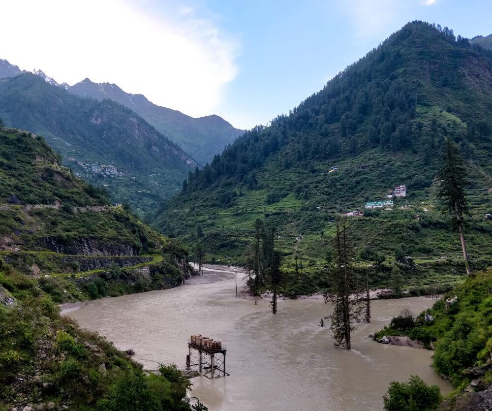 dam+barshaini+pulga+tulga+parvati+valley+himachal