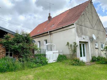 maison à Poix-du-Nord (59)