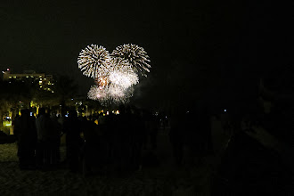 Photo: New years eve at Clearwater Beach