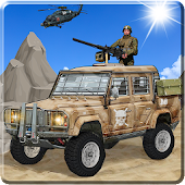 Army Jeep Driving Simulator Games Free