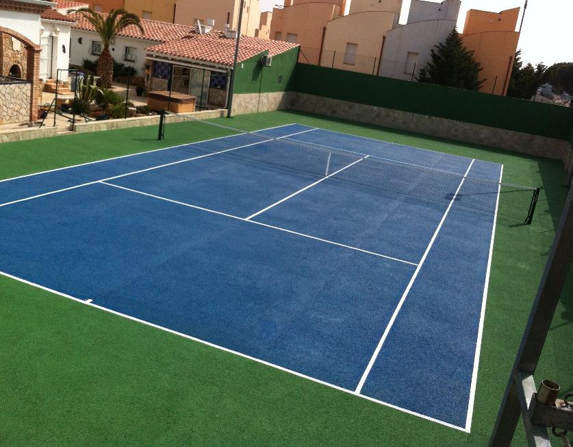 ba21385813e Tipos de pistas de tenis. ¿Cuál es la mejor para ti