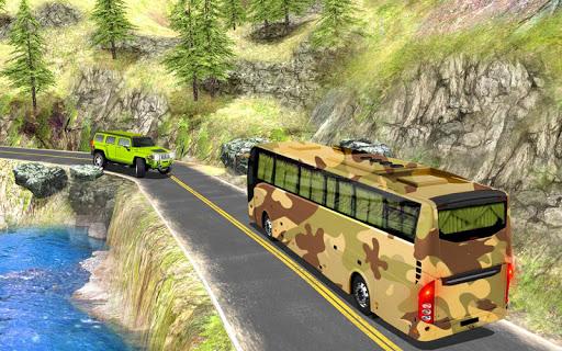 Army Bus Simulator 2020: Bus Driving Games android2mod screenshots 1