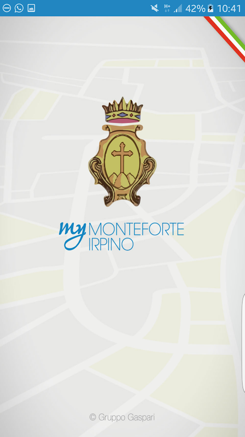 MyMonteforteIrpino- screenshot