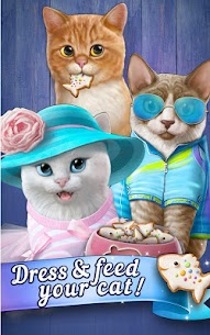 Knittens: Sweet Match 3 Puzzles & Adorable Kittens 4