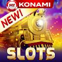 my KONAMI Slots - Casino Games & Fun Slot Machines icon