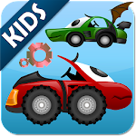 Car Maker - for kids Icon