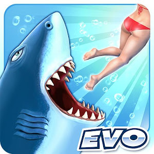 Hungry Shark Evolution v6.5.0 MOD APK Unlimited Coins/Gems