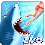Hungry Shark Evolution 6.6.0 (Mod Money)