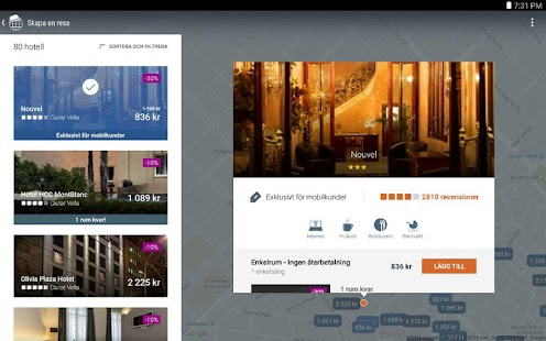 MrJet: Hotels, Flights, Cars- screenshot thumbnail