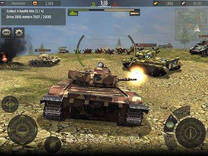 Grand Tanks: Tank Shooter Game 3