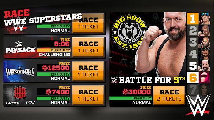 MMX Racing Featuring WWE- screenshot