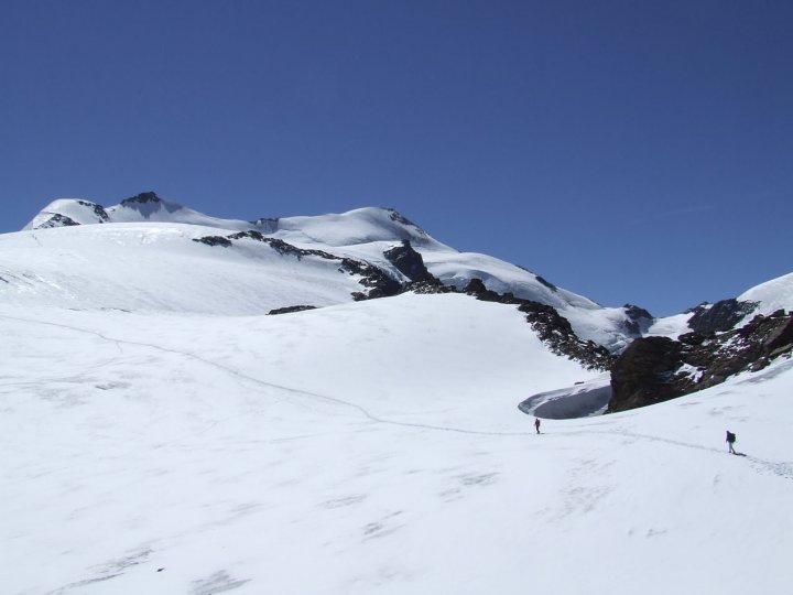 A 3254 metri... di Simona Rizzi