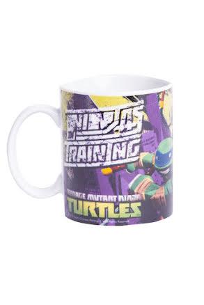 Mugg, turtles