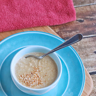 Peanut Butter Cookie Protein Powered Oatmeal