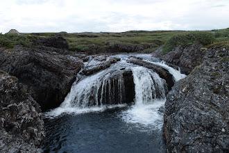 Photo: Водопад на речке Скорбеевская.