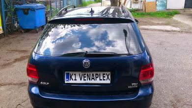 Photo: VW Golf VI przyciemnianie szyb venaplex.pl . folia ciemna Premum Class z atestem ZALETY  - odbijająca ciepło ,blikująca UV,termokurczliwa. Zapraszamy do odwiedzenia naszej strony www.venaplex.pl gdzie znajdziecie galerię naszych prac ,symulator zmiany koloru auta,symulator przyciemniania szyb i zmiany koloru felg,Oczywiście również znajdziecie najnowsze promocje cenowe na produkty Plastidip oraz na montaż folii przyciemniających Zapraszamy!!!
