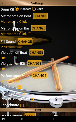 Drum Loops & Metronome Free Outro and Tap BPM screenshots 17