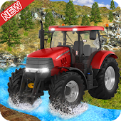 Tractor Driver 3D: Offroad Simulator Farming Game