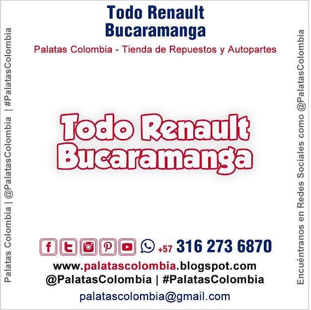 Todo Renault Bucaramanga