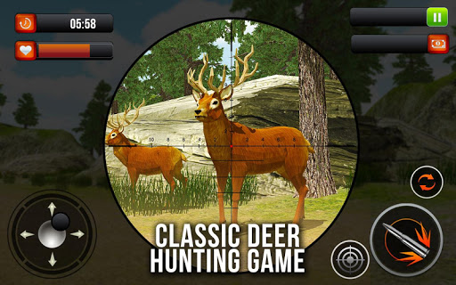 Ultimate Deer Hunting 2018: Sniper 3D Games screenshots 7
