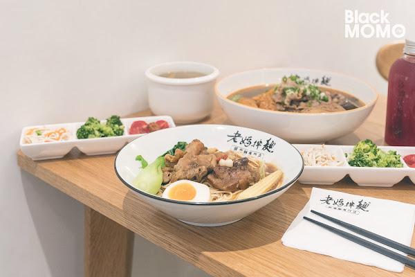 台北 老媽拌麵-關廟麵專門店・人氣快煮麵的廚藝實體秀