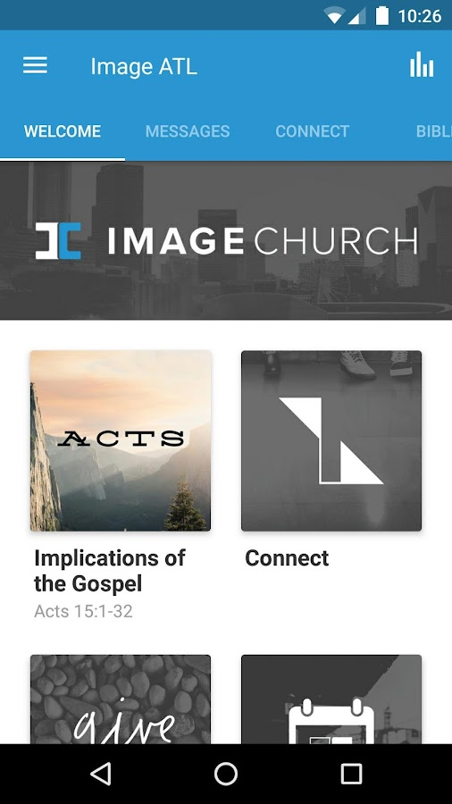 Image Church ATL- screenshot