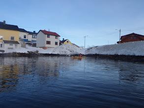 Photo: Start i Kamøyvær