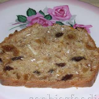 Sophie's Energetic & Healthy Breakfast Bread.