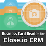 Free Business Card Reader for Close.io CRM