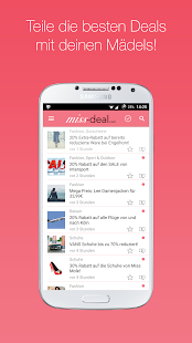Miss Deal - Deals für Frauen- screenshot thumbnail