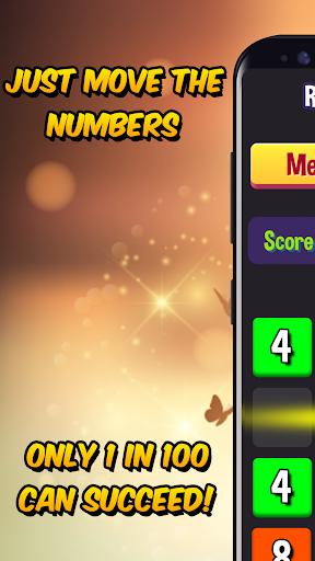 Impossible Nine : 2048 Puzzle  screenshots 1