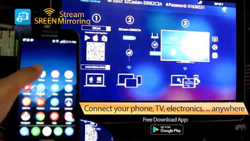 Screen Stream Mirroring 5.0 screenshots 1