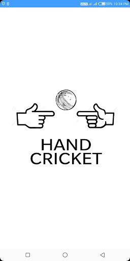 Hand Cricket 1.3 screenshots 1