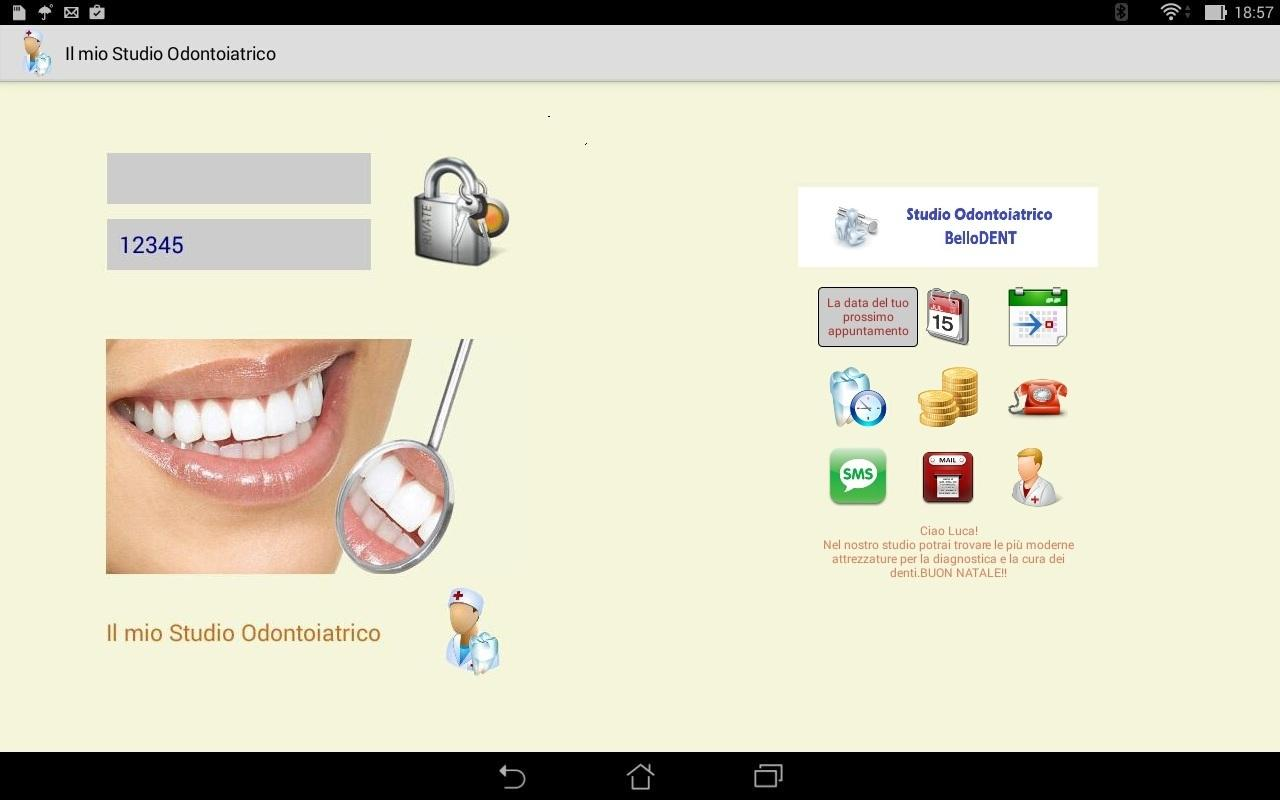 Il mio dentista- screenshot