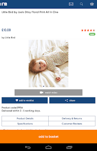 Mothercare screenshot 8