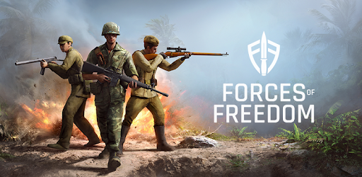 Forces of Freedom is a free-to-play real-time 5v5 team multiplayer action game.