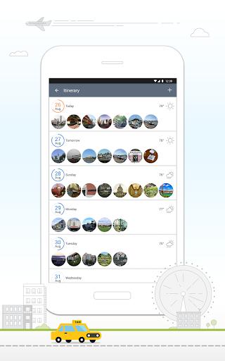 Sygic Travel Maps Offline & Trip Planner screenshot 8