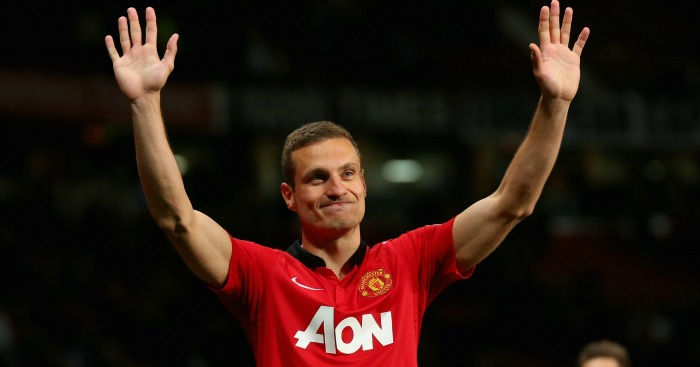 Vidic questions Giggs' ability to manage Man United