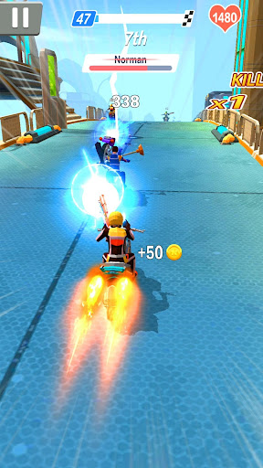 Racing Smash 3D 1.0.4 screenshots 2