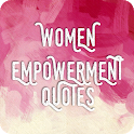 Women Empowerment & Motivational Quotes icon