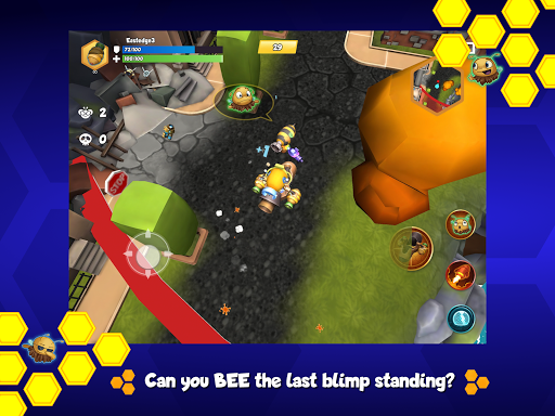 Battle Bees Royale screenshots 10