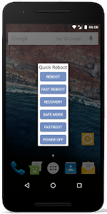 Quick Reboot Pro [ROOT] v1.2.7 Patched