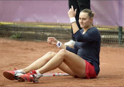 Nadia Petrova annonce sa retraite