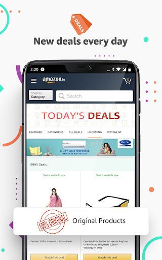 Amazon India Online Shopping 16.12.0.300 Screenshots 4